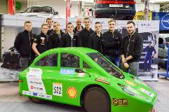 Shell Eco marathon 2017 1